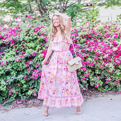 The 4 Seasons Dress - Pink