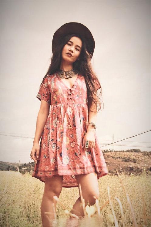 The Lovebird Mini Dress