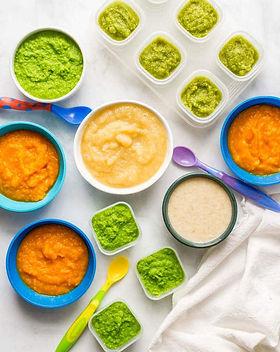 Homemade-baby-food-peas-green-beans-appl