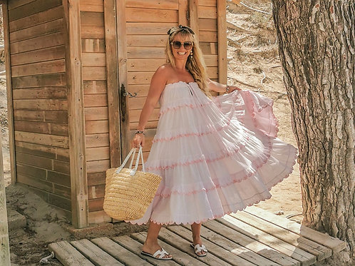 The One: Summer Pink Dress