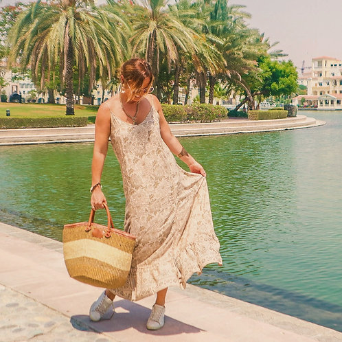 The Nude Ruched: Dress
