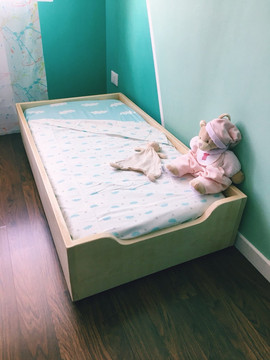 Basic montessori bed frame