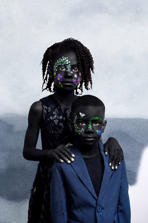 """""""Eve Series"""" (Sister & Brother)"""