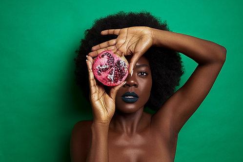 Mmmm! Series (Pomegranate)