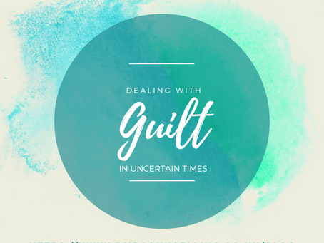 Moving on from Guilt.