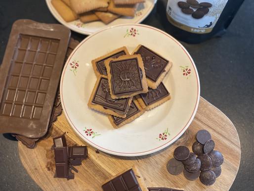 Petits Beurre Chocolat