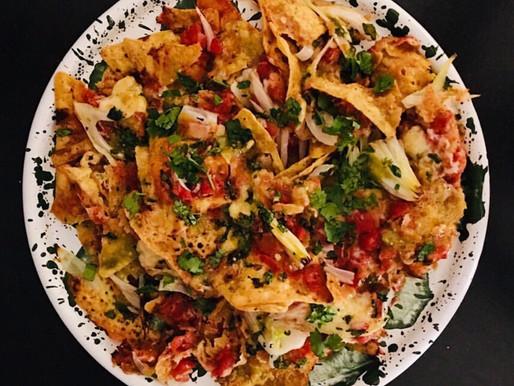Chilaquiles Mexicaines pour l'apéro