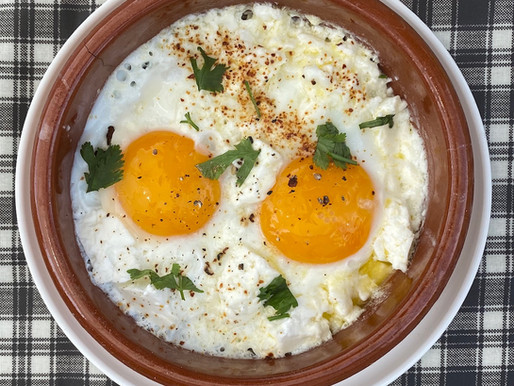 œufs à la feta