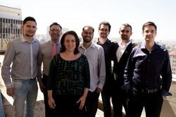 Equipe de fundadores do DTIBR