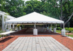 Tent event tent.jpg Empty.jpg Nobody.jpg Horizontal.jpg Brick and stone patio in foreground.jpg Hori