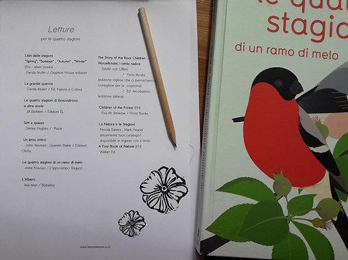 Booklist - Quattro Stagioni