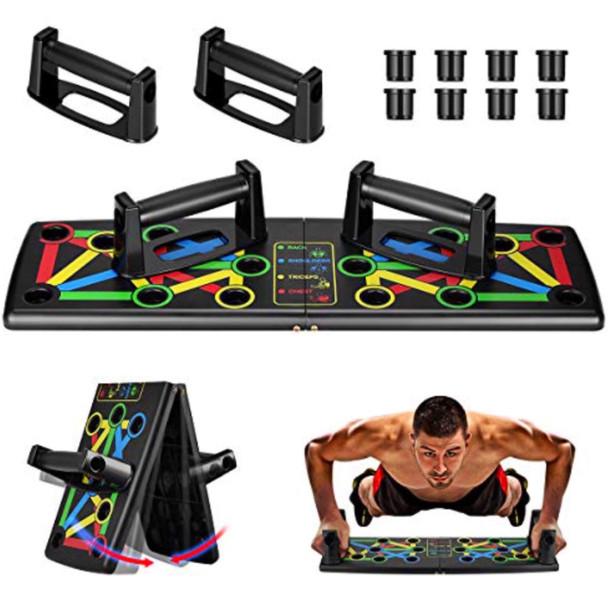 Awroutdoor Foldable Push Up Board