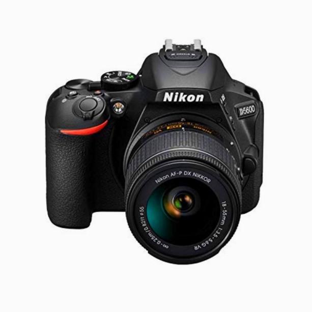 Nikon D5600 DSLR Camera.