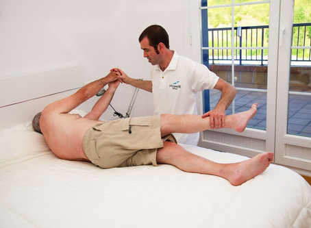 Terapia Física en el Adulto Mayor