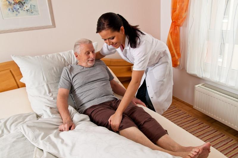 Movilización y fisioterapia