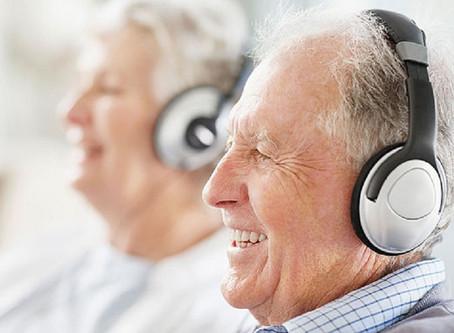 """Una clave para personas que padecen Alzheimer leve, """"La Musicoterapia""""."""