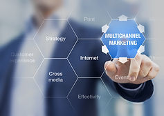 Presentation of multichannel marketing c
