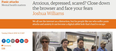 Internet and your Mental Health