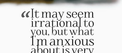 Things people with Anxiety always wanted to tell you