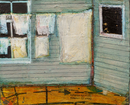 OUT TO DRY 6x6