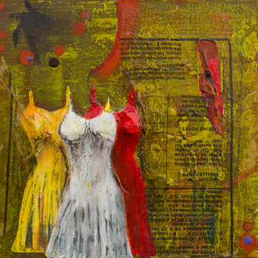 ALL ABOUT THE DRESS 8X8