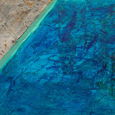 TROUBLED WATERS 2 30X40
