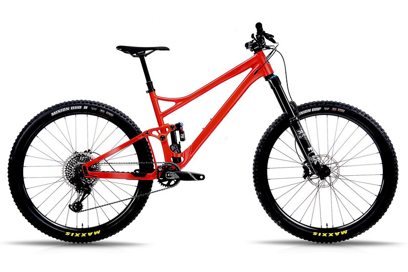 Rolling Chassis Banshee Titan 29 / red