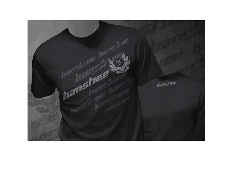 Banshee Splatter Shirt
