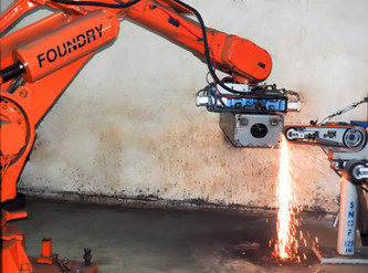 Grinding Robot