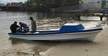 Solomon Islands boat hire