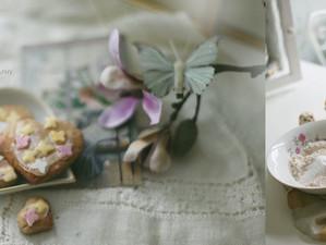 Das Schmetterlingsmädchen und flatterhafte Butterkekse