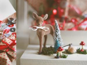 """Märchenhafter """"Bambi im Zwergenwald"""" Adventskalender ..."""