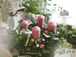 Advent, Advent ein Lichtlein brennt ...