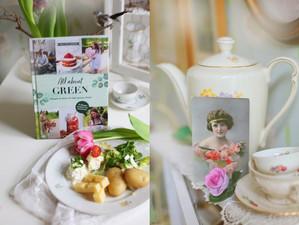 All about Green ... das Buch, Gschwelti und ein leckerer Hefezopf !