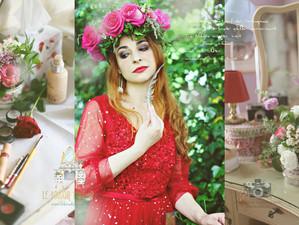 Zauberhaftes Braut- Make- Up