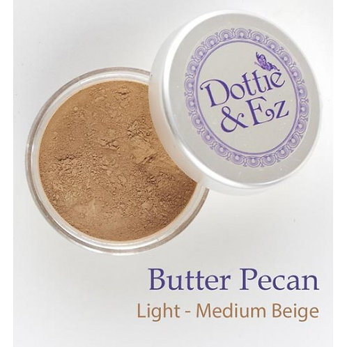 Mineral Foundation Powder - Butter Pecan