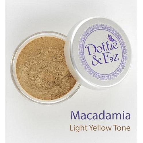 Mineral Foundation Powder - Macadamia