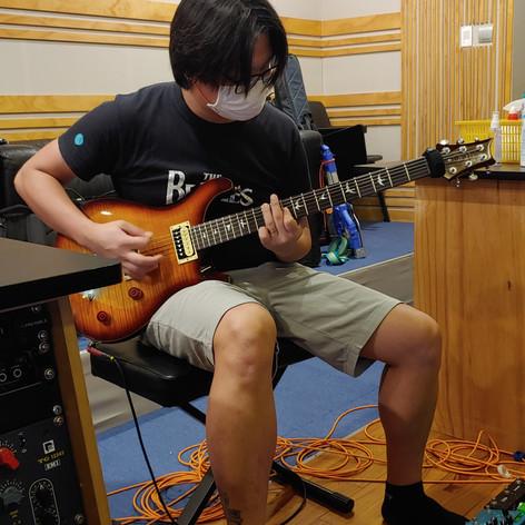 Eugene recording IOA