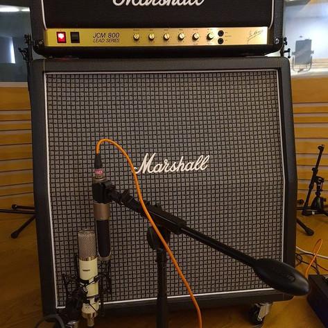 Recording Guitars for IOA
