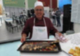 Pietro D'Ippolito chef all'Expò di Milano