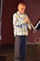 Trumpet Performance
