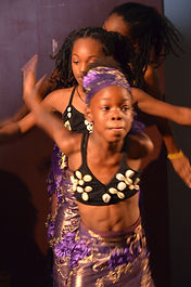 African Drum, Dance, Music and Poetry