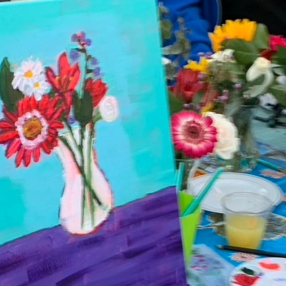 Treat Yourself Art Workshop