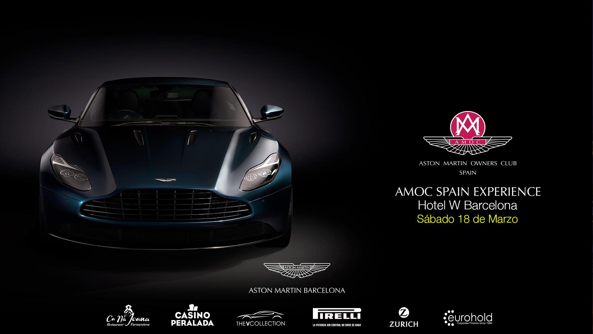 AMOC Spain | Aston Martin Owners Club Spain