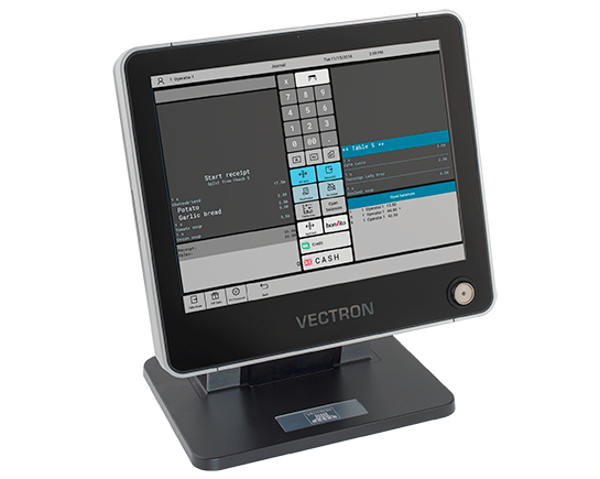 Vectron POS Touch 15 II PCT Display