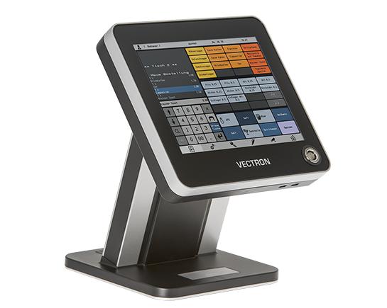 Vectron POS Touch 12 II Side View