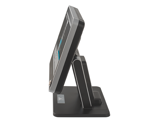 Vectron POS Touch 15 II Side View