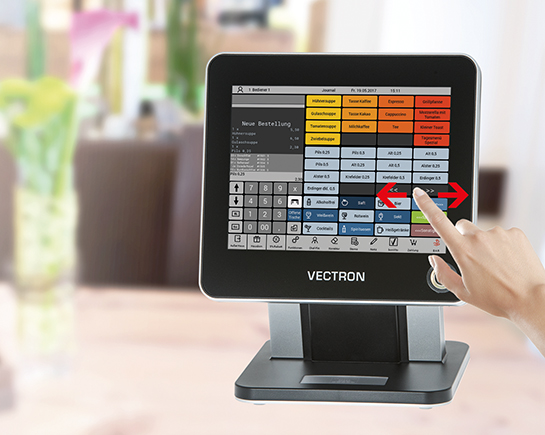 Vectron POS Touch 12 II PCT Display