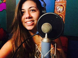 Hi from the studio!! BIG NEWS_ Music Video for my Original Song _Dear Love_ will be up tomorrow