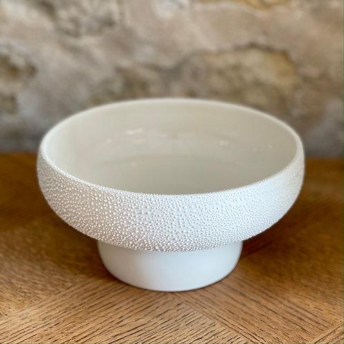 Grande coupeen porcelaine